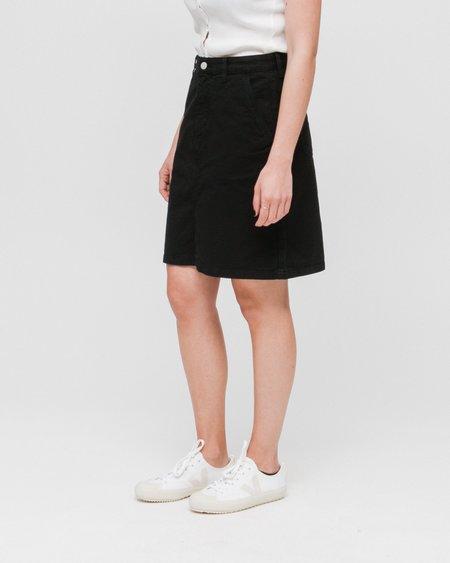 Carhartt WIP Armanda Skirt - Cotton Black