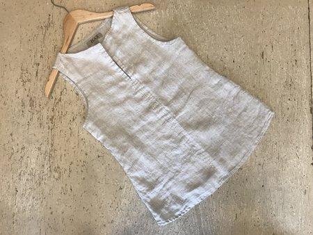 Flax Linen Shell - Natural