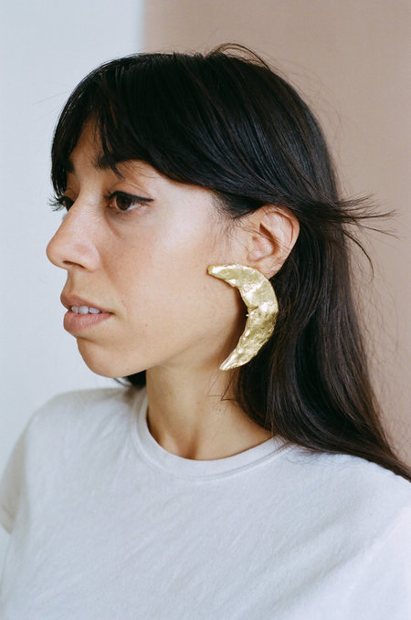 doucement lea earrings