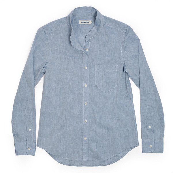 Men's Taylor Stitch The Caroline - Summer Chambray
