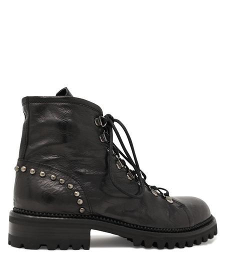 Ducanero Lace Up Mid Boot - Black