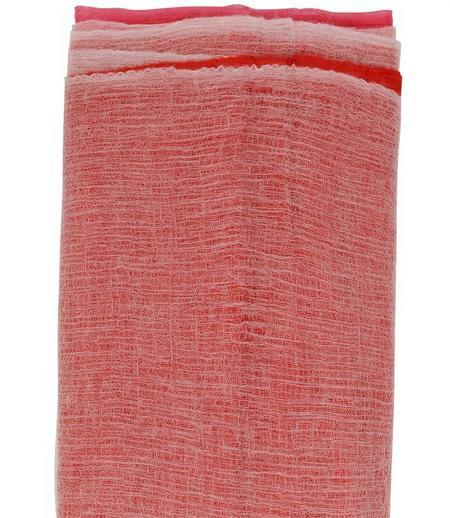 Dianora Salviati Peonia Scarve - Pink/Red