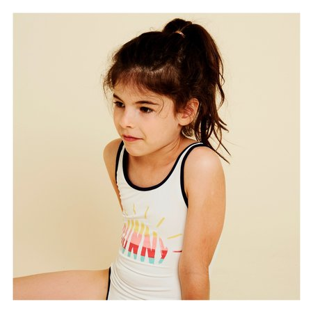 Kids Hundred Pieces Sunny Swimsuit