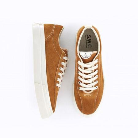 Stepney Workers Club Dellow - Suede Tan