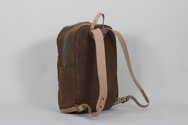 Winter Session Waxed Day Pack