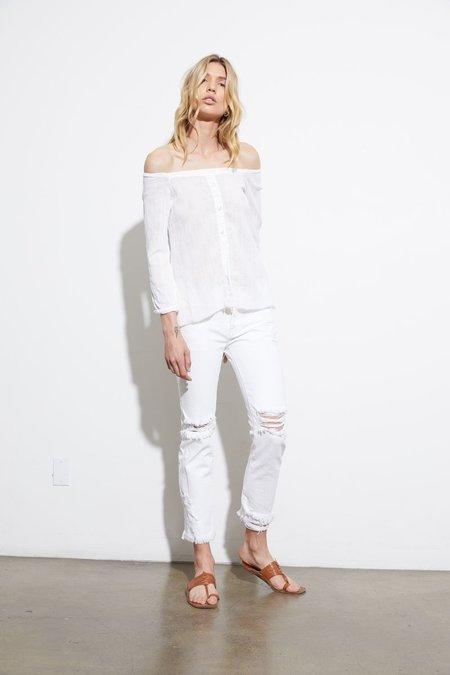 NSF Kaeleen Top - White