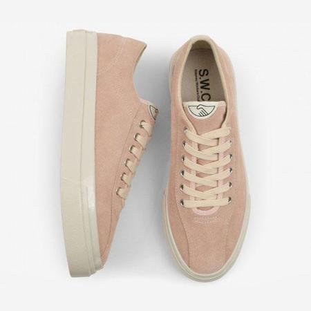 Stepney Workers Club Dellow Suede - Dust Pink