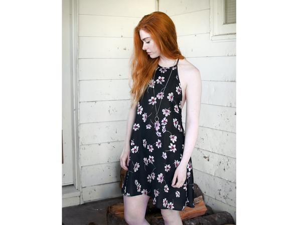 Capulet Y-Back Dress