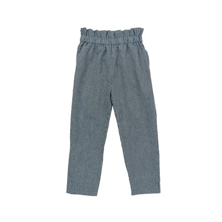 KIDS Ketiketa Eva Trousers - Railroad Stripe