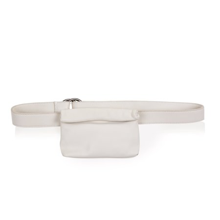 Marie Turnor THE BELT SACK - Off White