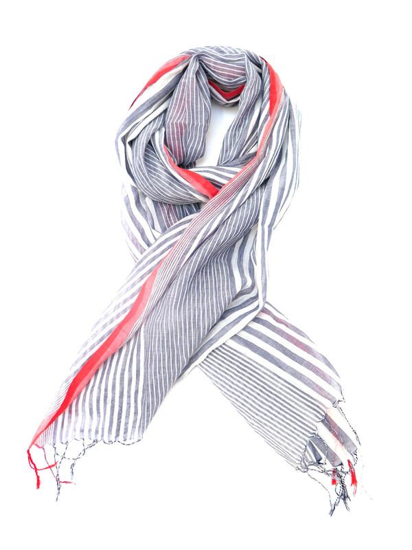 Indigo Handloom Boardwalk Stripes