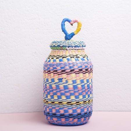Csao Heart Jar - MULTI