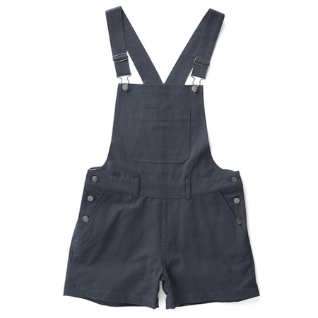Bridge & Burn Morse Shortalls - navy