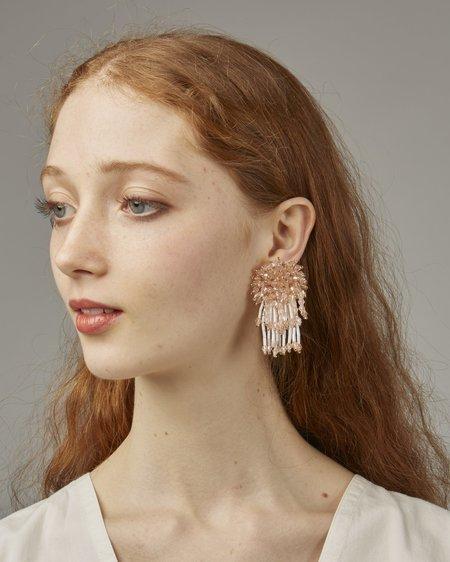 Valet Nicolette Earrings - Neutral