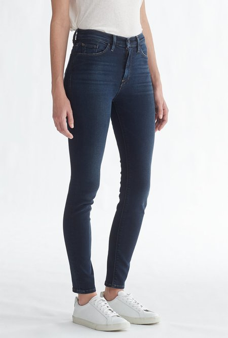 Hudson Jeans Barbara High Waist Super Skinny Ankle Jean - Down & Out