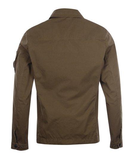 CP Company Chest Pocket Overshirt - Khaki