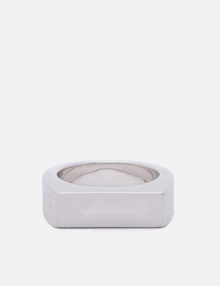 A.P.C. Bastiano Ring - Silver