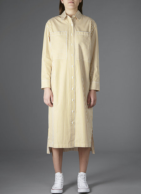 GREI Two Pocket Shirt Dress