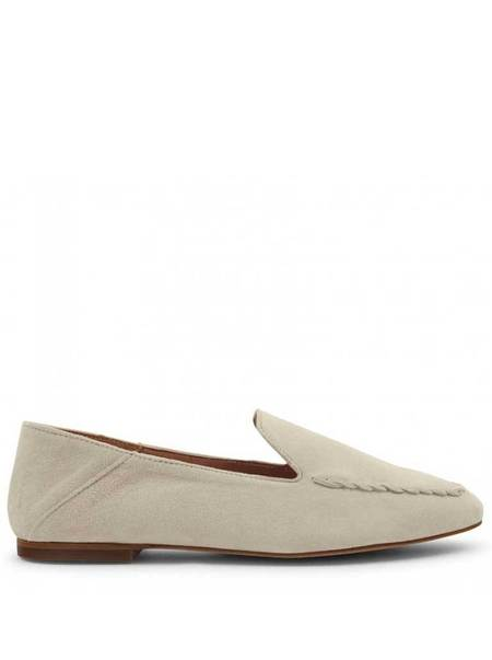 Hudson Hannah Suede Loafer - Off White