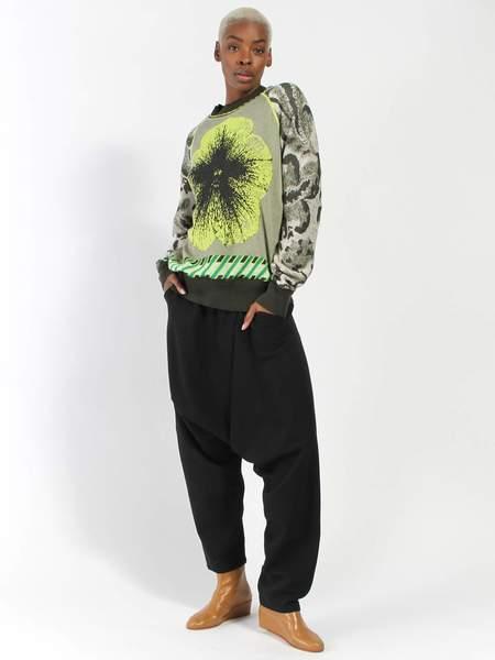 Bernhard Willhelm Botanical Sweater - floral