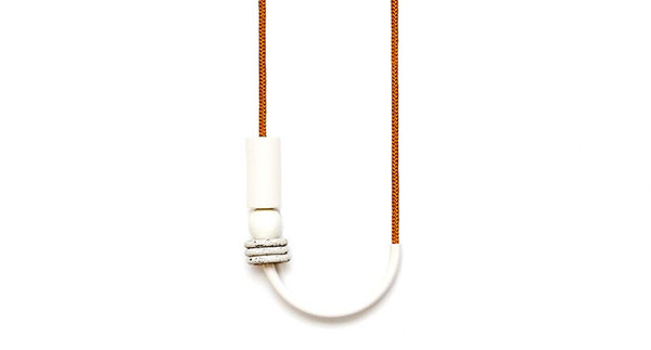 Maslo Jewelry : Chock A Block Necklace