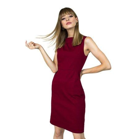 Maven Women Amira Dress - Currant