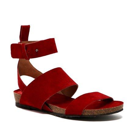 Sylven New York Renegade Sandals - Crimson