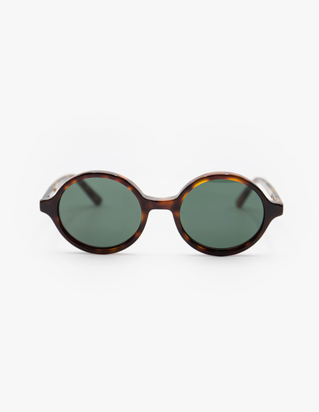 Han Kjøbenhavn Doc Sunglasses - Amber