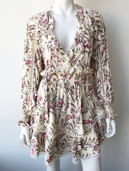 SPELL & THE GYPSY COLLECTIVE Maisie Playdress - Strawberries and Cream