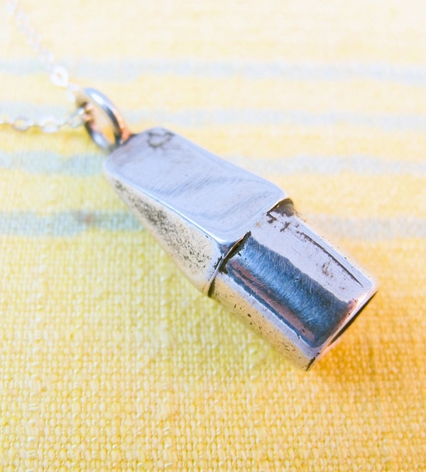 Gold Teeth Brooklyn Eraser Necklace