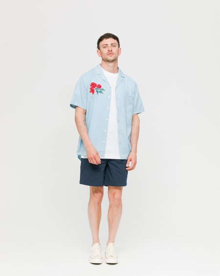 RVLT 3707 Flo Shirt - Light Blue