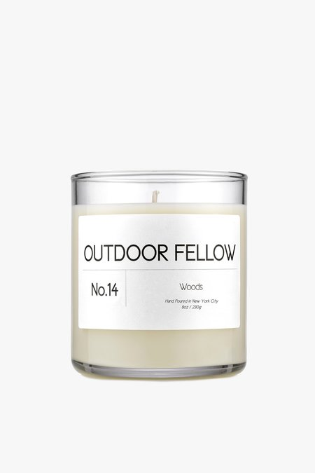 Outdoor Fellow NO.14 Woods Candle