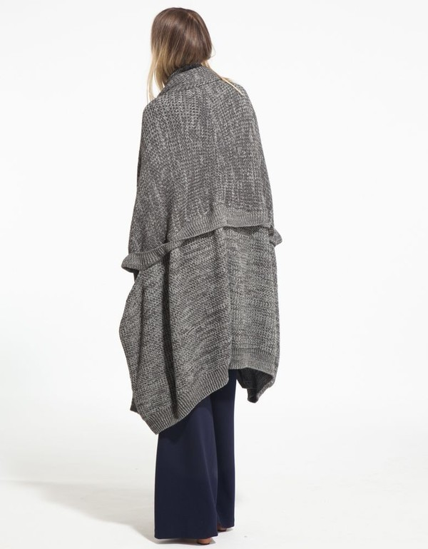 CHILDREN OF OUR TOWN KNIT SABINO CAPE