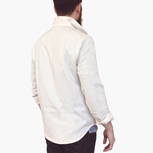 Men's Gama Canvas Longsleeve Pullover
