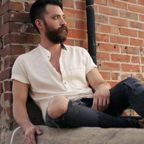 Men's New Market Goods Gulshan Popover Shirt