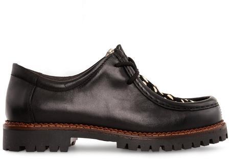 gravitypope ZENA 1 shoe - Nero/Coccinella