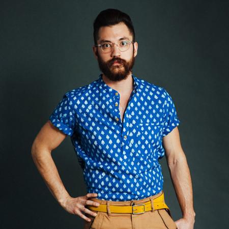 Sadarghat Popover Shirt