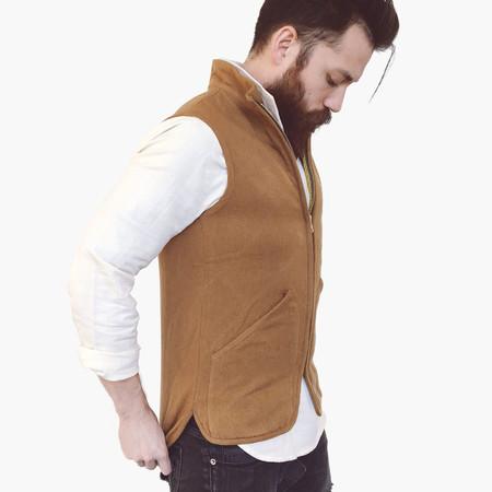 Sirap Canvas Vest