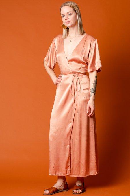 Whimsy + Row Lola Dress - Blush