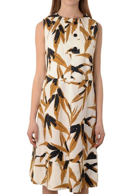 Marni Dress - Lily White