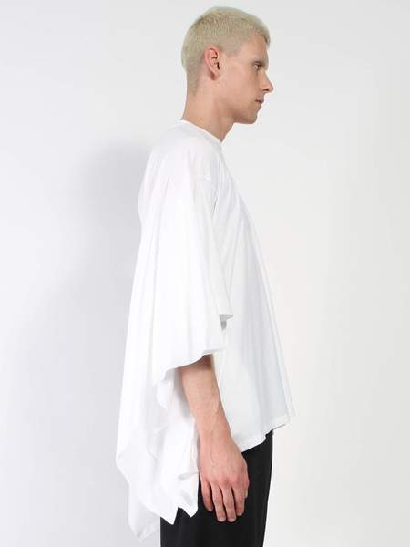 unisex House of the Very Islands Rectangle T-Shirt - White