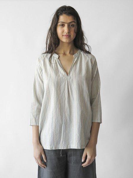 bsbee monroe shirt - tikal stripe