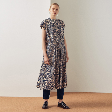 Kowtow Wandering Dress - Maze