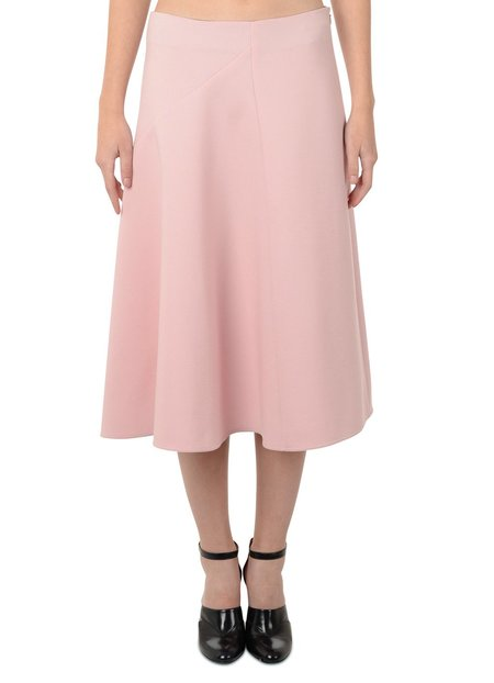 Marni SKIRT DBL FACE - Light Pink