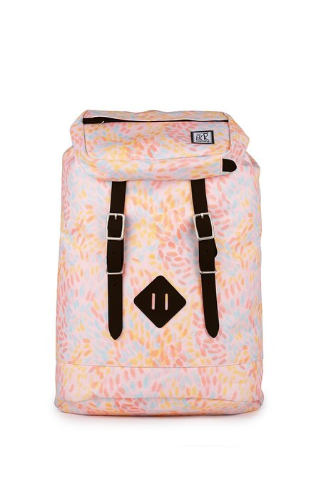 The Pack Society Premium Backpack - Multicolor Brush