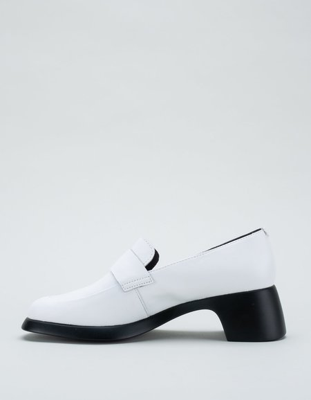 Camper Trisha Loafer - White