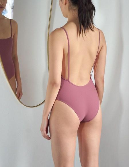 LIDO Eight Swimsuit - Bubblegum Purple