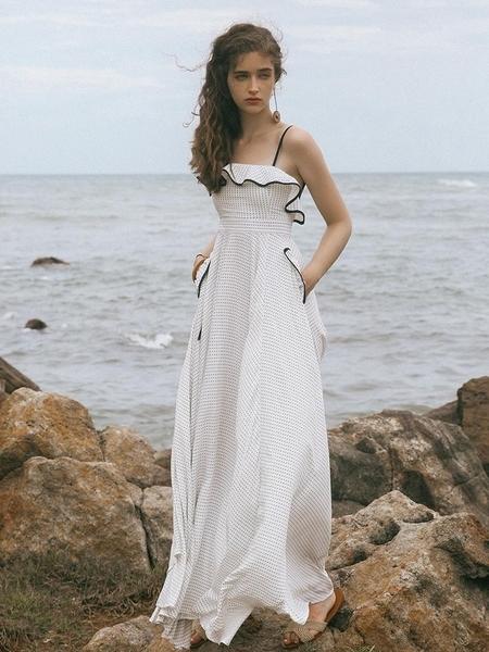 Guka Marion Dress - Dot