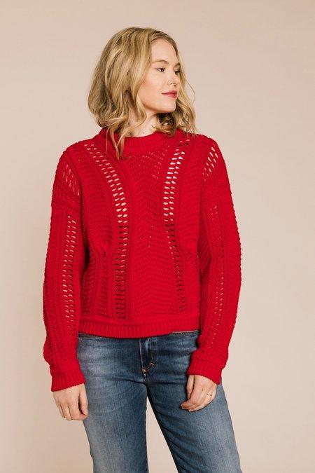Bash Paris Gramy Pull - Red