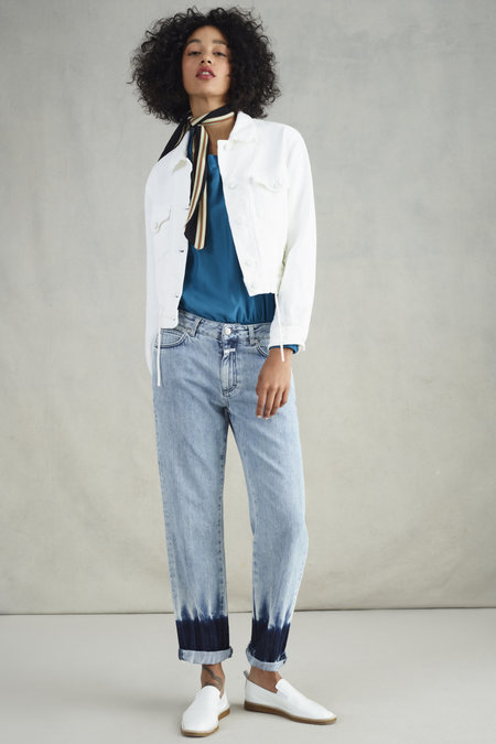 Closed Dip Dye Jean